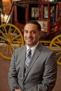 Joe Mishriki President Inland Orange County Hills, Wells Fargo